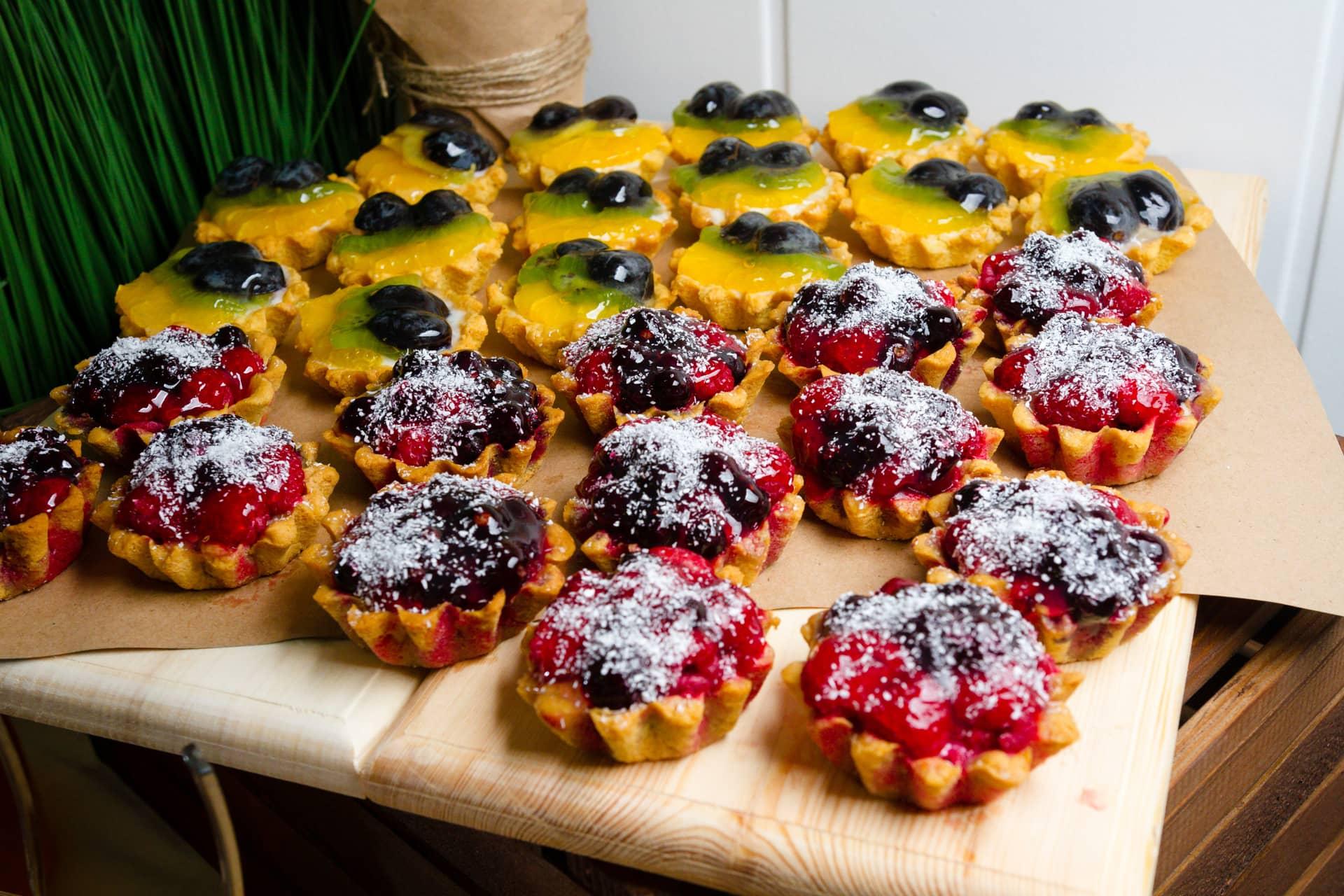 фруктовые пирожные рецепты с фото сегодняшний день создать